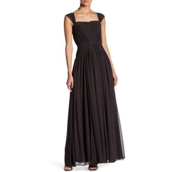 Vera Wang Dresses | Nwt Formal Maxi Gown | Poshmark